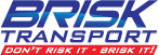 Brisk Transport Interstate Removalists Melbourne Logo